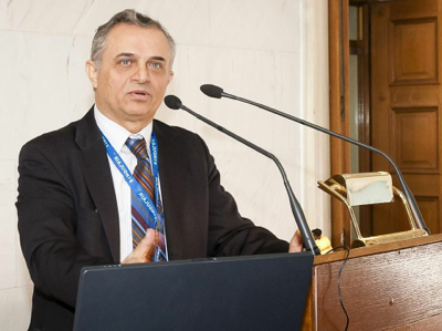 Bouros Demosthenes : Professor of Pneumonology