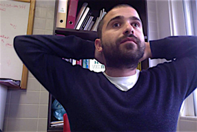 Bouros Evangelos : PhD-student